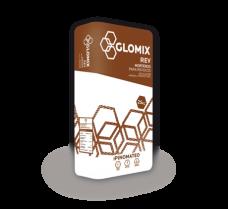 GLOMIX REV  Gris o blanco aplicación manual o mecánica