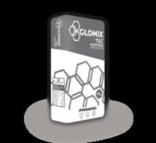 GLOMIX TEC 702 Mortero tixotrópico para reparacion de hormigón