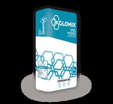 GLOMIX COL CONVENCIONAL Adhesivo para interiores gris o blanco