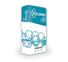 GLOMIX COL 520 Adhesivo cementoso especial yeso